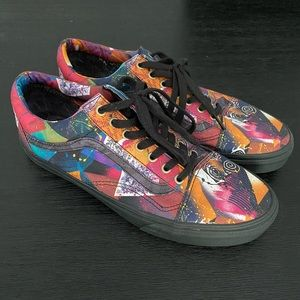 Vans abstract size 11